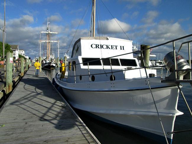 Crickett_II_Annual_Wooden_Boat_Show_Beaufort_NC