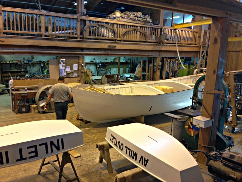 Harvey_W_Smith_Watercraft_Center_North_Carolina_Maritime_Museum_Beaufort_North_Carolina_Sailboats