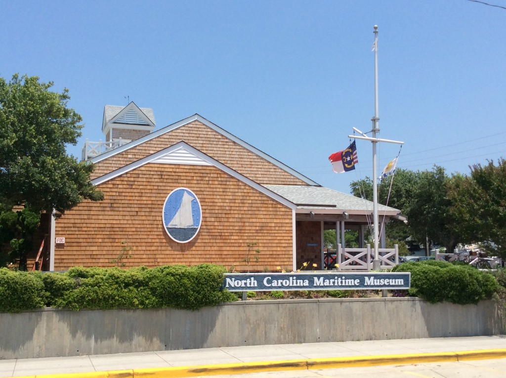 North_Carolina_Maritime_Museum_ Beaufort_Exterior