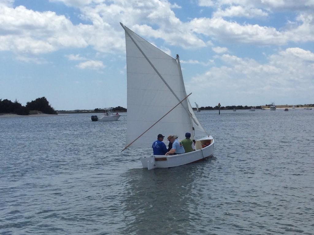 Sailboat Rides